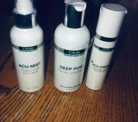 Acu-Mist, Deep Pore Cleanser & Acu Creme